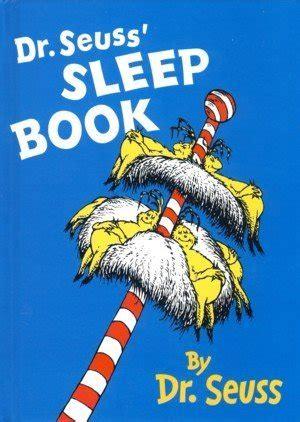 dr seusss sleep book dr seuss sleep book by dr seuss