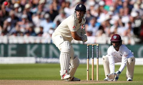 v west indies scorecard live score from day test at edgbaston cricket