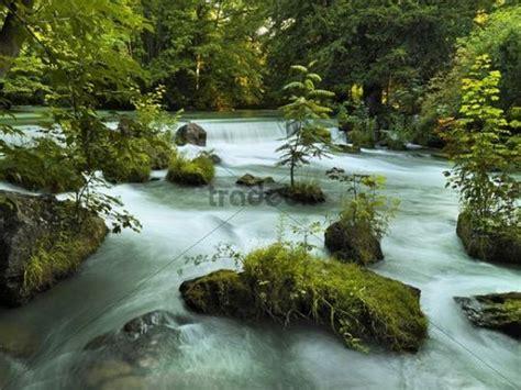 englischer garten fkk eisbach waterfalls in the englischer garten park