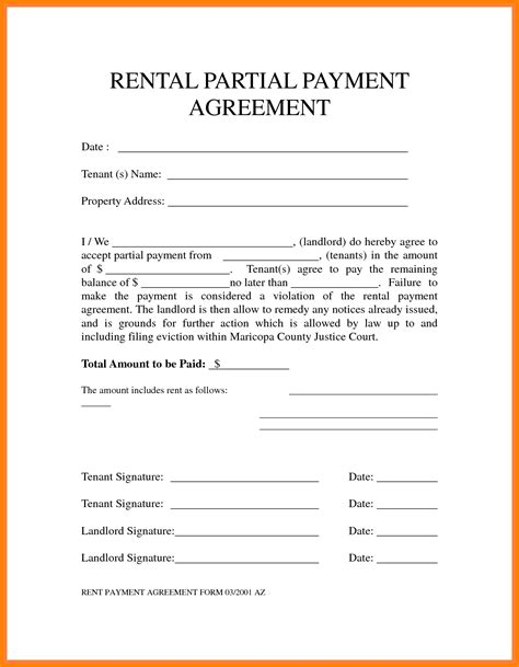 Payment Agreement Letter Template by 10 Payment Agreement Contract How To Make A Cv
