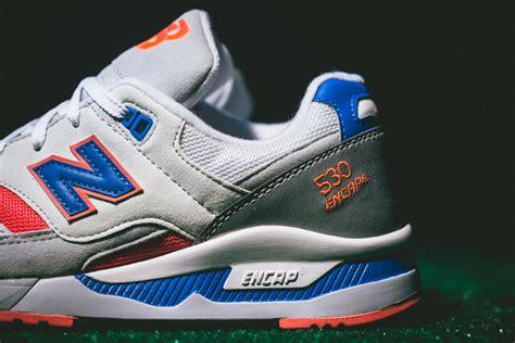 New Balance Encap 350 new balance 530 90s running collection orange blue sbd