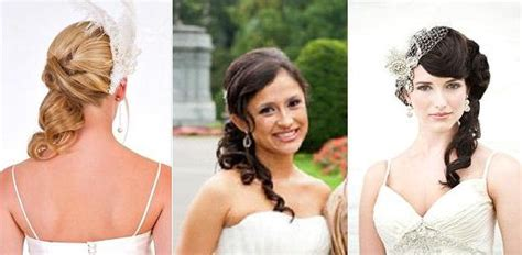 Wedding Hairstyles Side Ponytail With Veil by Pics For Gt Bridal Hairstyles Side Ponytail With Veil