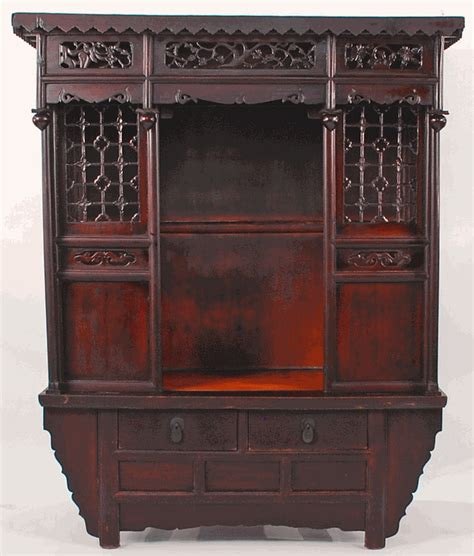 Cabinets From China by Antique Furniture Meditation Shrine Cabinet With