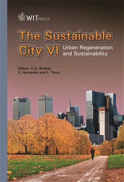 the sustainable city books the sustainable city vi