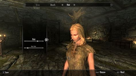 skyrim hair mods skyrim better hair apachiiskyhair and beard retexture at