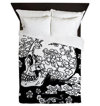 skull bedding queen skull comforter set queen quotes