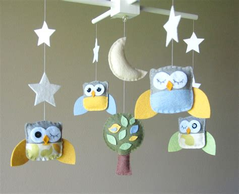 Owl Baby Mobiles Crib by Unavailable Listing On Etsy