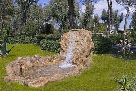 cascate artificiali da giardino cascate artificiali per laghetti bacini artificiali