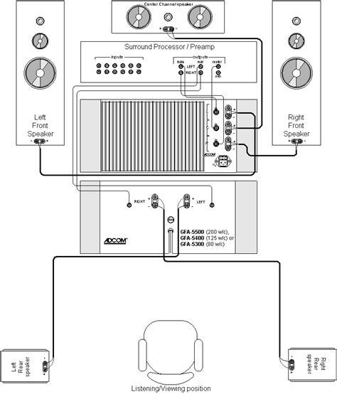 kicker speaker wiring diagrams kicker free engine image