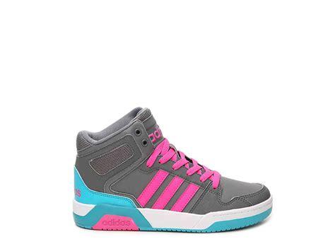 adidas neo bbtis toddler youth basketball shoe grey
