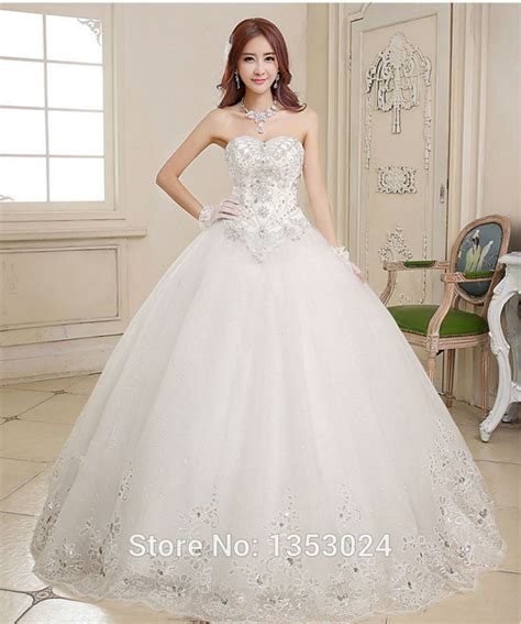 Hochwertige Hochzeitskleider by 2017 White Wedding Dresses Bandage High Quality