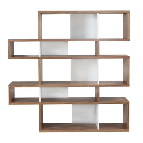 Shelf Walnuts by Temahome 2 Shelf Walnut Furgner