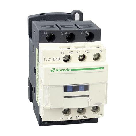 Schneider Kontaktor Lc1d18 jual kontaktor schneider lc1d018m7 220vac jb electric