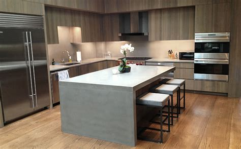 Cabinets Ideas Kitchen by Concrete Countertops Portfolio Trueform