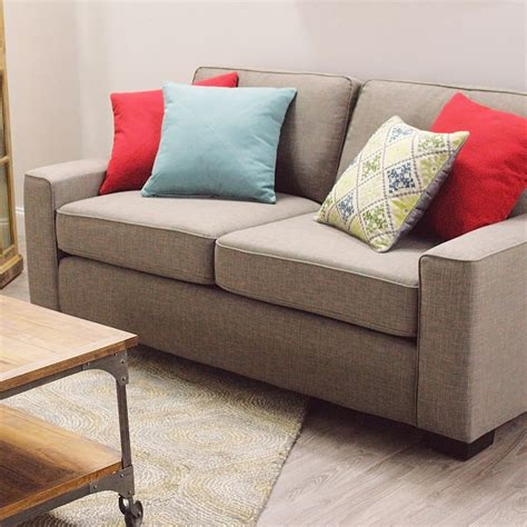 square arm sofa slipcover square arm sofa pb comfort square arm slipcovered sofa