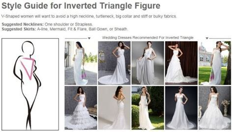Inverted triangle shapes need look no further for great