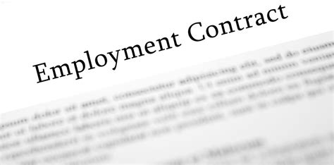 dubai employment contract and validity of labour contracts