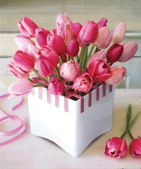tulips arrangements tulips flower arrangements with tulips