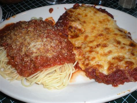 veal parmesan food i love pinterest