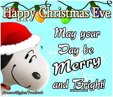 happy christmas eve   day  merry  bright pictures   images  facebook