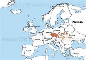 Prague World Map by Republic Of Mauritius World Map Clinic