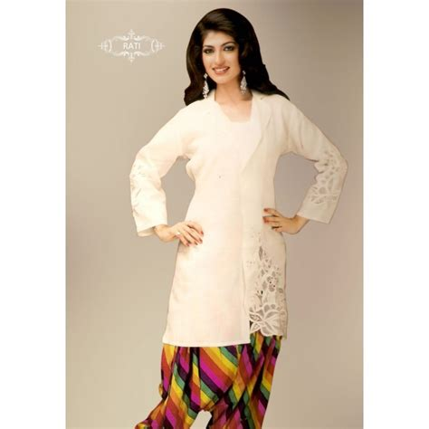 kurta pattern image collar pattern white kurti party wear kurtis
