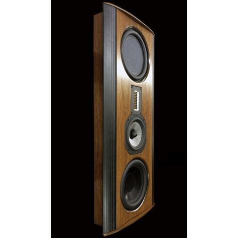 design speakers legacy audio silhouette on wall in wall design speaker