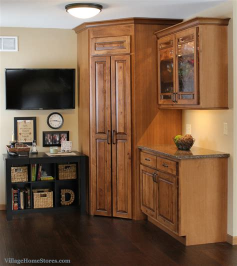 corner kitchen furniture walk through pantry archives village home stores
