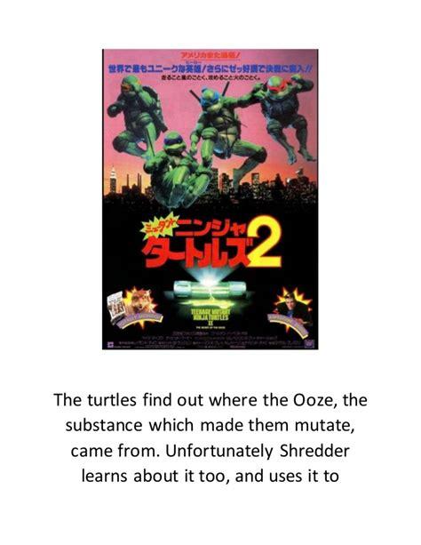 film comedy action terbaru teenage mutant ninja turtles ii the secret of the ooze