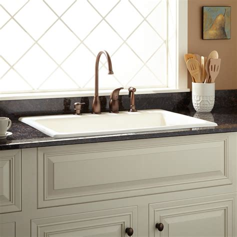 drop in farmhouse sink 42 quot cast iron wall hung kitchen sink with drainboard kitchen