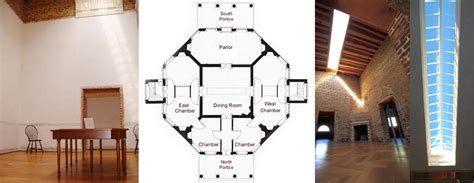 poplar forest floor plan a salon on religious freedom in thomas jefferson s dining room