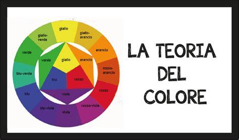 tavola colori complementari la teoria colore