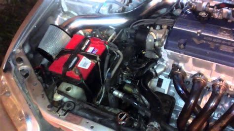 1998 honda accord ex with f20b swap second motor youtube