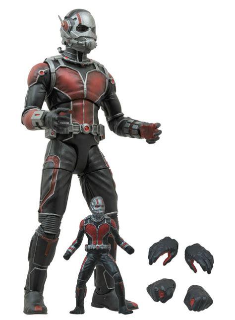 Figure Marvel marvel select ant figure revealed photos marvel news
