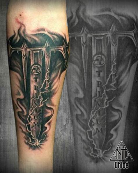 trivium tattoo trivium by coconut cocacola on deviantart
