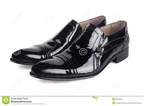 Shoe Unlimited Sr 5003 Black polished black mens shoes stock images image 25970214