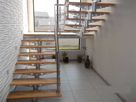 Modular Home Kitchen Cabinets Simple Modular Staircase Railing Stairs And Kitchen