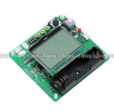 mosfet inductor capacitor newest transistor inductor capacitor esr meter mg328 digital lcd tester c ebay