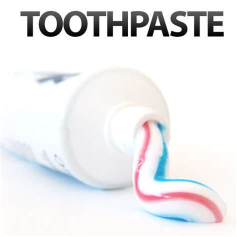 7 Unique Uses For Toothpaste by 9 Uses For Toothpaste 7
