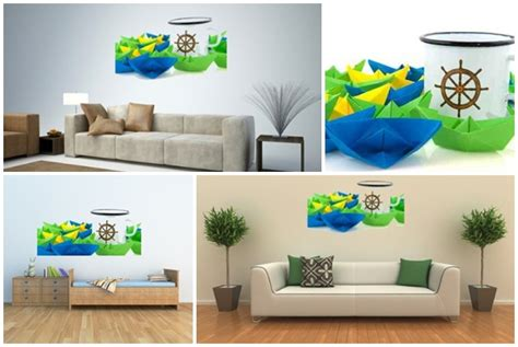 how to stick wall stickers how to do paper boats and marine mug custom wall decals