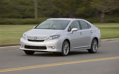 lexus hybrid 2010 2010 lexus hs 250h luxury hybrid widescreen car