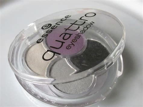 Eyeshadow Essence Quattro essence xoxo quattro eyeshadow review