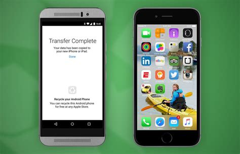 transfer files from android to iphone transfer data from iphone to android techgeek365