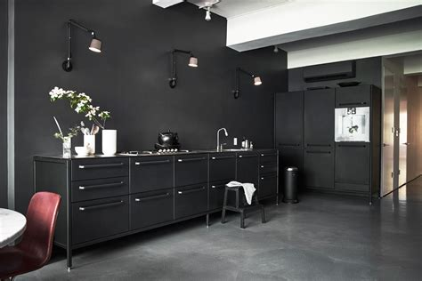 Small Black And White Bathroom Ideas a visit to vipp s nyc showroom design milk