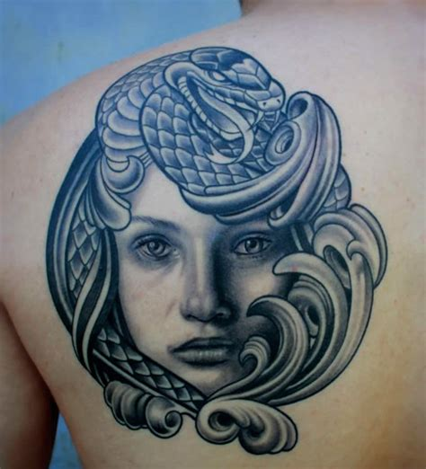 medusa tattoo design medusa images designs