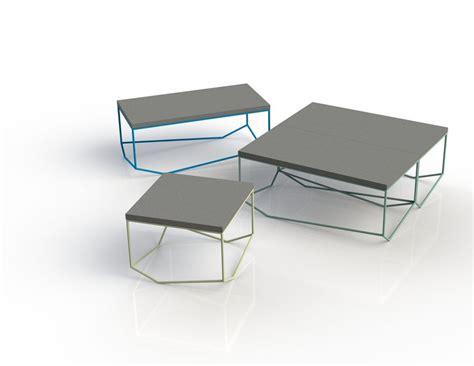 table basse rectangle beton ezooq
