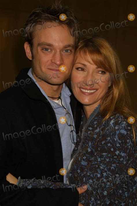 jane seymour new boyfriend photos and pictures nyc 05 11 03 jane seymour and chad