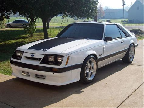 1986 Ford Mustang by 1986 Ford Mustang 1986 Mustang Johnywheels