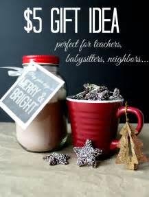 gift ideas for simple holiday 5 gift idea christinas adventures