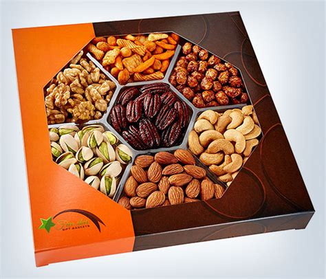 holiday gourmet food nuts gift basket 7 different nuts five star gift baskets 25 most interesting s day 2017 gifts ideas for friends